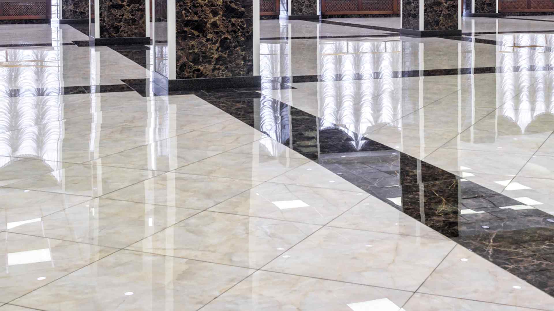 Cleaned Tile Floors-Floor Cleaning-Commercial Cleaning Greensboro High Point NC-True Clean Experience-2307 West Cone Blvd Suite G, Greensboro NC 27408