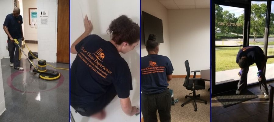 Commercial Cleaning Services in Greensboro NC