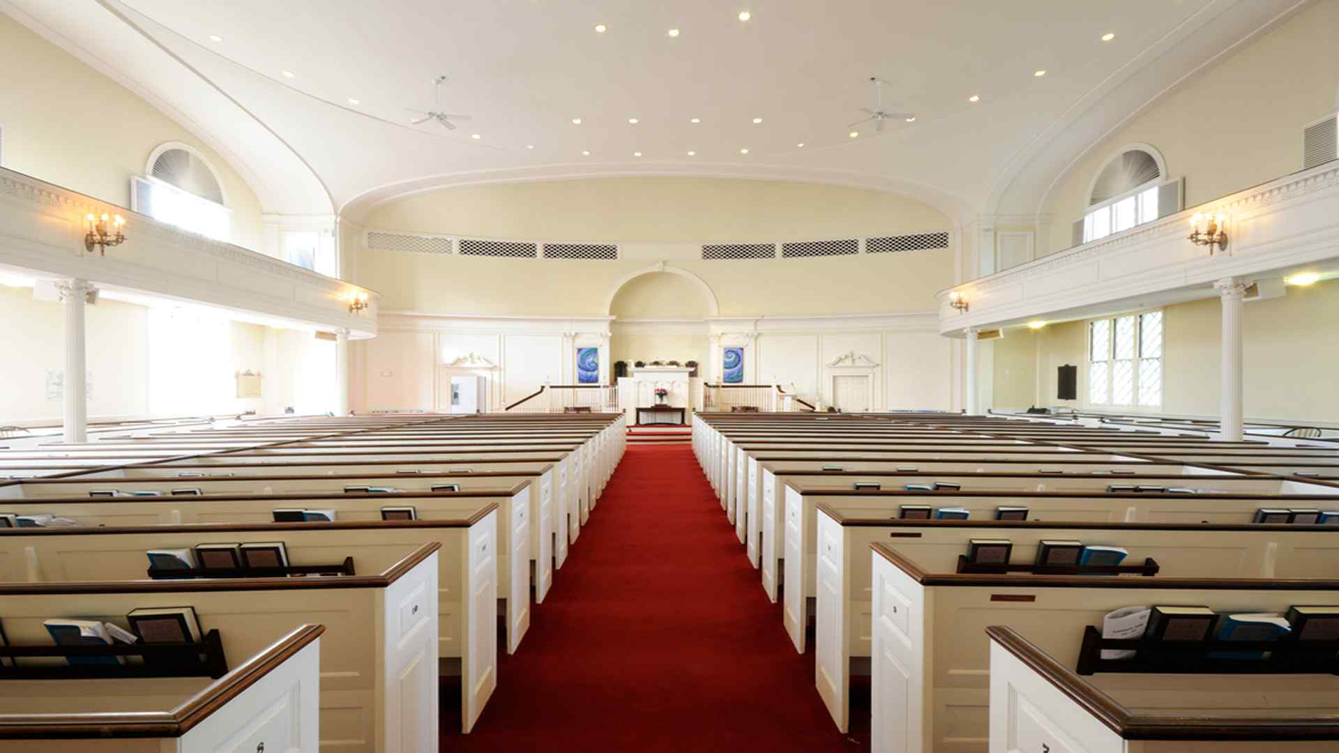 Inside Of A Church-Church Cleaning-Commercial Cleaning Greensboro High Point NC-True Clean Experience-2307 West Cone Blvd Suite G, Greensboro NC