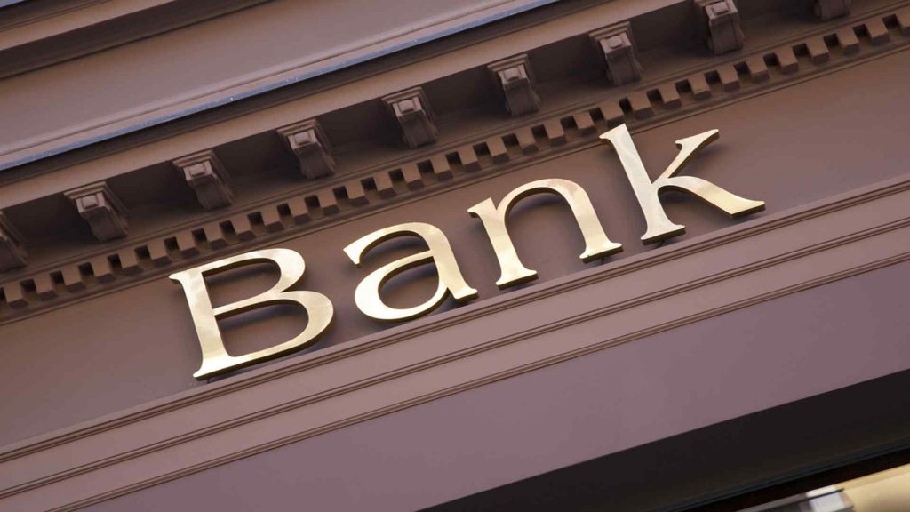 Outside Building Of A Bank-Bank Cleaning-Commercial Cleaning Greensboro High Point NC-True Clean Experience-2307 West Cone Blvd Suite G, Greensboro NC 27408-